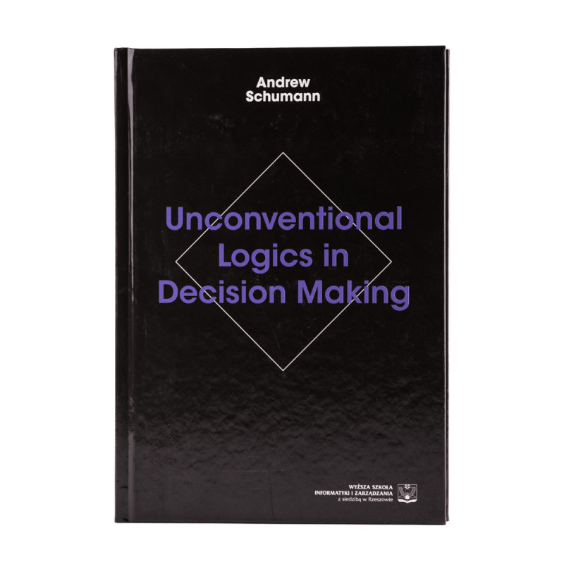 Unconventional Logics In Decision Making - cover - front