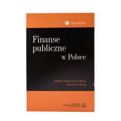 Finanse publiczne w Polsce - okładka - awers