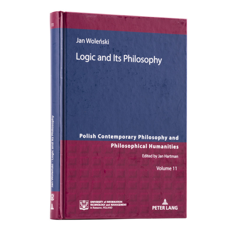 Logic and Its Philosophy - cover - front