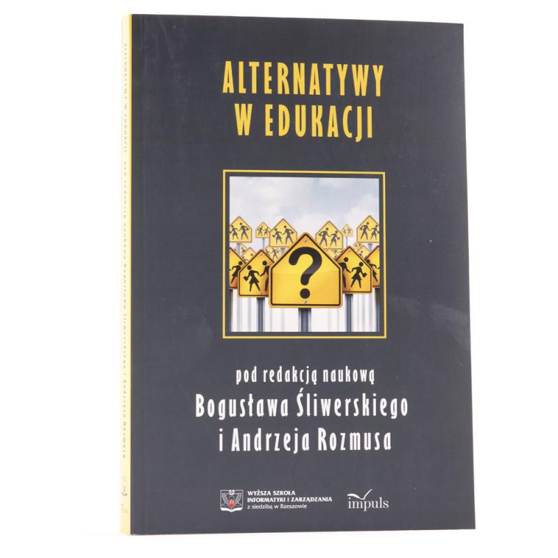 Alternatywy w edukacji - okładka - awers