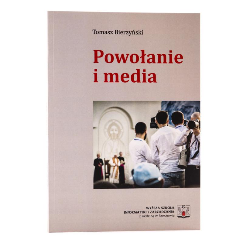 Powołanie i media - okładka - awers