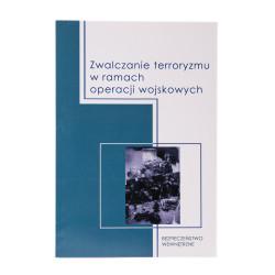 Zwalczanie terroryzmu w ramach operacji wojskowych - okładka - awers