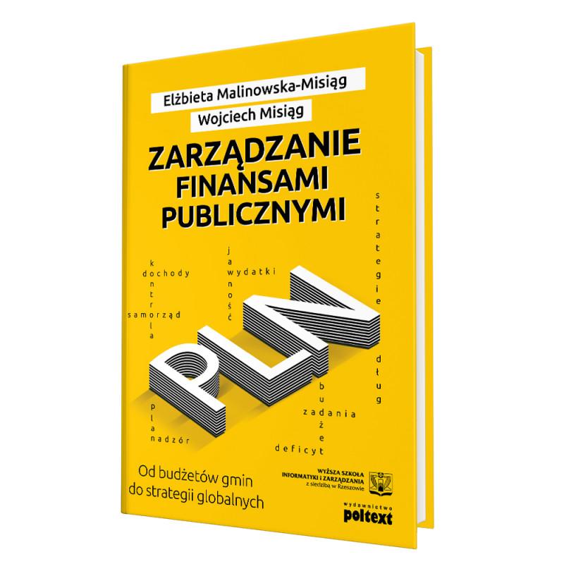 Zarządzanie finansami publicznymi - mockup