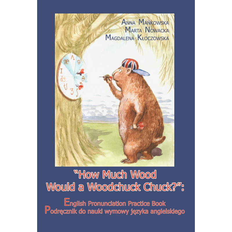 How Much Wood Would a Woodchuck Chuck - cover - front