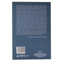 Edukacja akademicka w perspektywie krytycznej - okładka - rewers