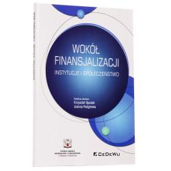 Wokół finansjalizacji. Instytucje i społeczeństwo - okładka - awers
