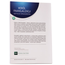Wokół finansjalizacji. Instytucje i społeczeństwo - okładka - rewers